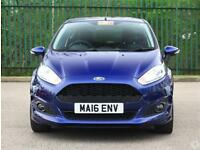 Ford Fiesta 1.5 TDCi Zetec S 3dr 17inAlloys