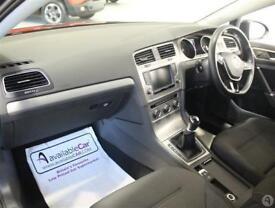 Volkswagen Golf 1.6 TDI 110 Match 5dr