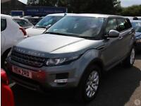 Land Rover Range Rover Evoque 2.2 SD4 Pure Tech Pa