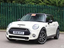 Mini Cooper S 2.0 3dr 18inAlloys JCW Exhaust Syste