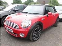 Mini Cooper Convertible 1.6 2dr