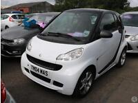 Smart Fortwo Coupe 0.8 CDI Pulse 2dr Softouch Auto