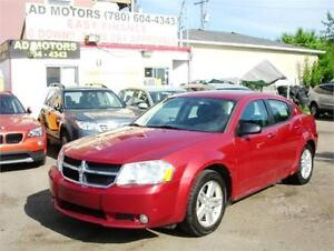 """SALE THIS WEEK""  2010 DODGE AVENGER SXT AUTO LOAD-100% FINANCE!"