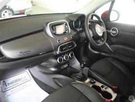 Fiat 500X 1.6 Multijet Cross 5dr 2WD Nav
