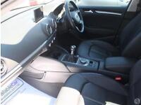 Audi A3 Sportback 1.6 TDI 110 SE 5dr Leather