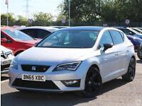 Seat Leon 1.4 TSI 125 FR Black Technology 5dr