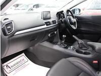 Mazda Mazda3 2.0 Sport Nav Leather 4dr