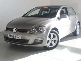 Volkswagen Golf 1.6 TDI 110 BMT Match Edition 5dr