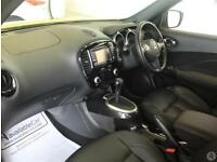 Nissan Juke 1.6 Tekna 5dr Xtronic 2WD Ext Pack