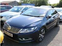 Volkswagen CC 2.0 TDI 177 BMT GT 4dr 18in Alloys