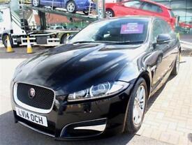 Jaguar XF 2.2d 163 R-Sport 4dr