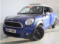 Mini Paceman Cooper 1.6D 3dr Chili Pack Pan Roof