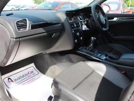 Audi A4 2.0 TDI 177 Black Edition 4dr