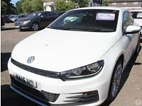 Volkswagen Scirocco 2.0 TDi 184 BMT GT Leather 3dr