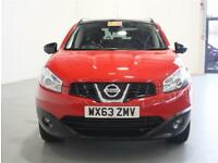 Nissan Qashqai+2 1.6 dCi 130 360 5dr 2WD