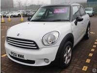 Mini Countryman Cooper 1.6D 5dr Pepper Pack