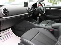 Audi A3 Sportback 1.4 TFSI 125 S Line 5dr