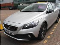 Volvo V40 Cross Country 2.0 D2 120 Lux 5dr Geartro