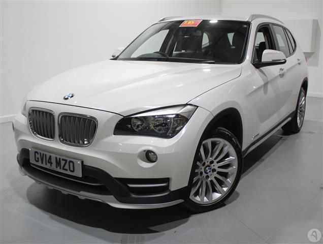 bmw x1 xdrive 18d 2.0 xline 5dr 4wd   in morley, west yorkshire