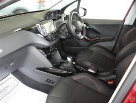 Peugeot 2008 1.6 BlueHDi 100 GT Line 5dr