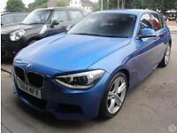 BMW 1 116d 2.0 M Sport 5dr Leather Xexon Pack