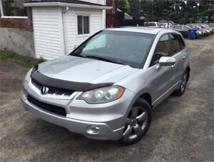 2007 Acura RDX ***154,000km*** CUIR / TOIT / MAGS *TRÈS PROPRE*