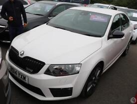 Skoda Octavia 2.0 TDI 184 VRS 5dr Nav Leather