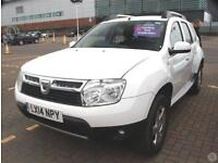 Dacia Duster 1.5 dCi 110 Laureate 5dr 4WD