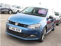 Volkswagen Polo 1.4 150 TSI ACT BlueGT 3dr