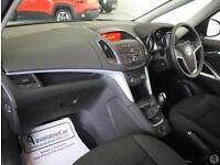 Vauxhall Zafira Tourer 1.8 VVT Exclusiv 5dr
