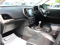 Jeep Cherokee 2.0 Multijet 140 Limited 5dr 4WD