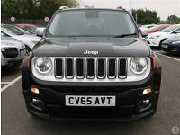 Jeep Renegade 1.6 Multijet Limited 5dr 2WD