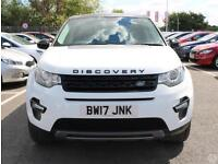 Land Rover Discovery Sport 2.0 TD4 180 HSE Black
