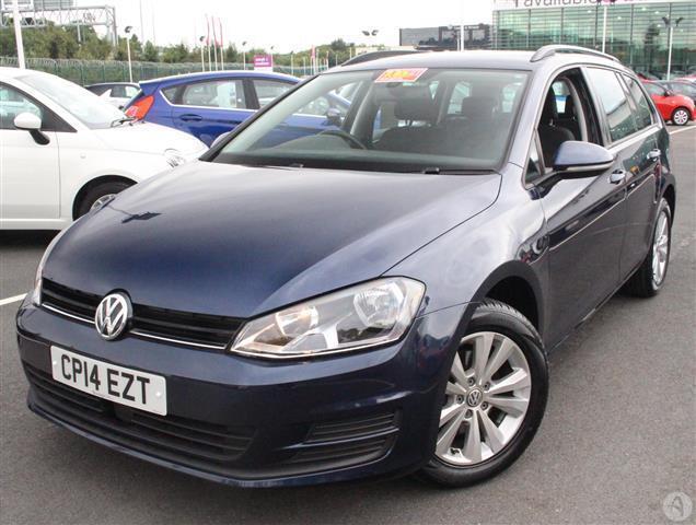 Volkswagen Golf Estate 1.6 TDI 105 SE 5dr