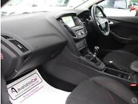 Ford Focus 1.0 E/B 125 Zetec S Navigation 5dr