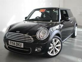 Mini Cooper 2.0D 3dr Auto Chili/Media Pack Leather