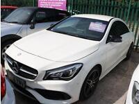 Mercedes Benz CLA A A200d 2.1 AMG Line 4dr