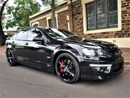 2010 Holden Special Vehicles Clubsport E Series 3 R8 Black 6 Speed Sports Automatic Sedan Medindie Walkerville Area Preview