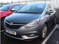 Vauxhall Zafira Tourer 1.4T 140 SRi 5dr Leather
