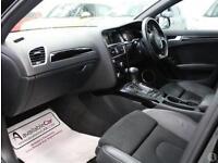 Audi A4 2.0 TDi 150 Black Edition 4dr Multitronic