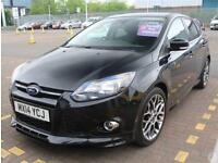 Ford Focus 1.6 E/B 182 Zetec S 5dr 18in Alloys