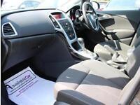 Vauxhall Astra 1.6 VVT SRi 5dr Auto