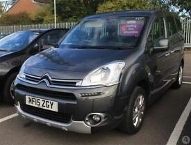 Citroen Berlingo Multispace 1.6 HDi 90 Plus 5dr