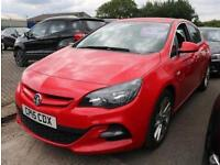 Vauxhall Astra 1.6 CDTi 136 Tech Line GT 5dr