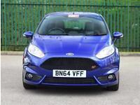 Ford Fiesta 1.6 E/B 180 ST 3dr Nav