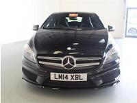 Mercedes Benz A A A220 2.1 B/E AMG Sport 5dr Nav