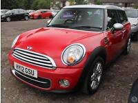 Mini Clubman Cooper 1.6D 5dr Chili Pack