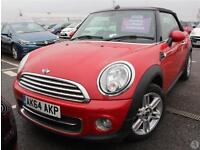 Mini Cooper Convertible 1.6D 2dr Chili Pack