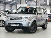 Land Rover Discovery 4 3.0 SDV6 GS Auto 4WD 19in