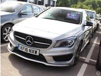 Mercedes Benz CLA A Shooting Brake 220 2.1d AMG Spor
